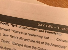 Collaboration and Friendship