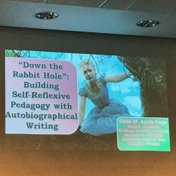Pedagogy and Autobiography